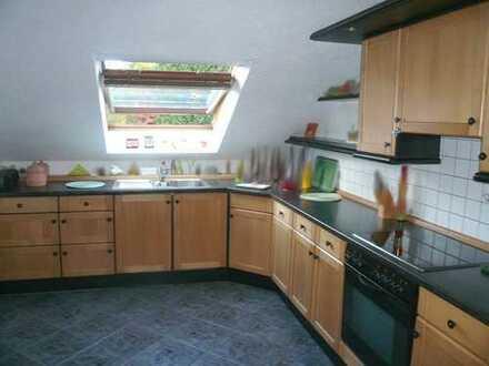 - Gemütliche 2-Zimmerwohnung mit Balkon, inklusiver Küchennutzung -
