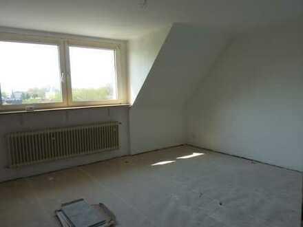 Freundliche, modernisierte 1,5-Zimmer-DG-Wohnung in Dortmund