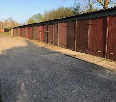 Garage nahe Boltenhagen in Klütz zu verkaufen (ohne Provision)