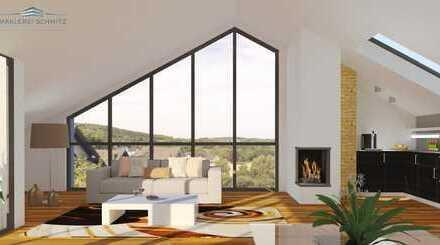 Dachterrasse und Traumaussicht - Exklusive 4 Zimmer Penthousewohnung auf ca. 158m²