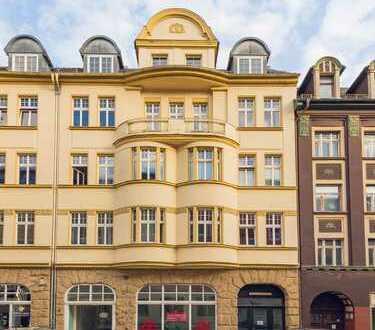 Ca. 350 m² Ladenfläche unweit des Stadtzentrums - Zschochernstraße 38