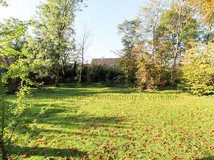 Ihr Traum vom Haus in Nordseenähe: 1.412-m²-Grundstück im idyllischen Bunde!