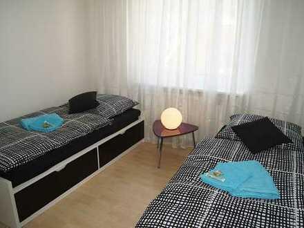 2-Raum-Wohnung mit Parkett