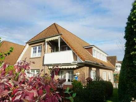 Gepflegte 3 ZKB Wohnung mit Loggia in angenehmer Wohnlage von Bad Zwischenahn!