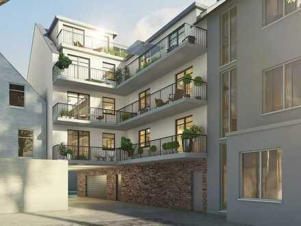 Geestemünder Palais // Moderne 2-Zimmer-Wohnung mit Balkon