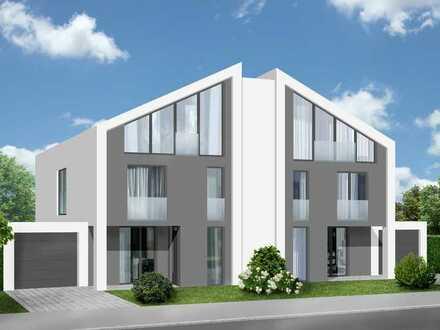50858 Köln , - Errichtung einer Bauhaus - Villa als Doppelhaushälfte !