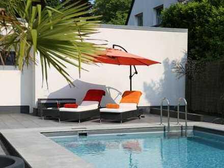 DO - SÜDL. GARTENSTADT - neuwertige Stadtvilla mit Pool und ... und ... und