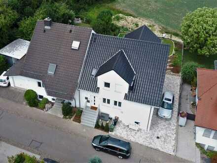 Stilvolle, ruhige, verkehrsg. 2-Zimmer-Wohnung mit Balkon, Stellplatz und opt. Keller in Mühlhausen