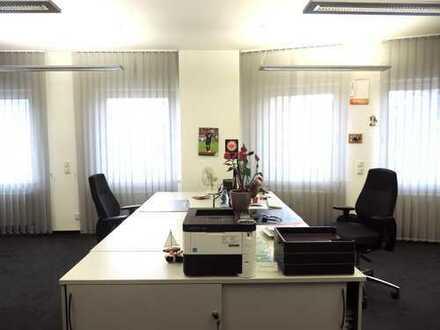 Meiss Unternehmensgruppe ! Bad Vilbel - Großzügige 3 Zimmer Bürofläche mitten auf der Einkaufszeile