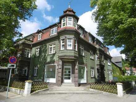 Zentral gelegene 1-Zimmer-Wohnung mit Einbauküche und Keller in Rheinsberg