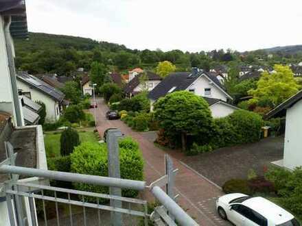 Schöne Dachgeschosswohnung in Filsen
