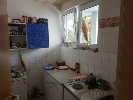 In Neu Ulm: Ludwigsfeld vermietete Wohnung mit einem Zimmer und Balkon