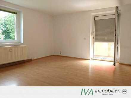Ideal für Senioren - Erdgeschoss-Wohnung mit Balkon in der Delle