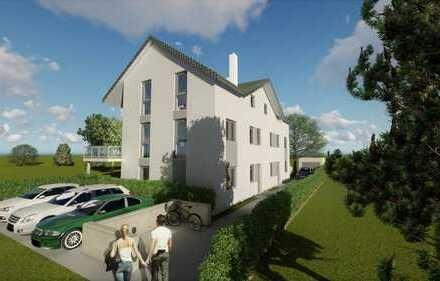 Erstbezug Neubauwohnung mit ca. 61m² Wfl in ruhiger Lage!