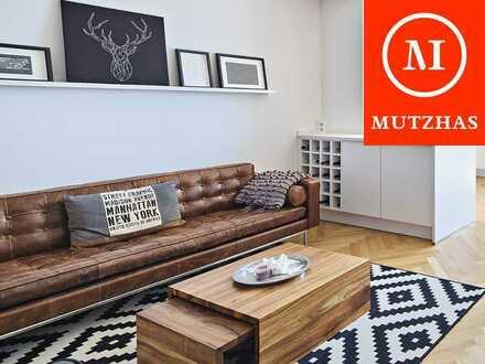 MUTZHAS - Stilvolle 4-Zimmer-Wohnung