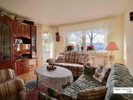 Duisburg-Großenbaum - Ihr neues Zuhause im sonnigen Süden 3,5 – Zimmer-Eigentumswohnung im 1. OG