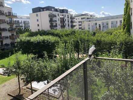 Rebstockpark - Moderne 2 Zimmer Wohnung in schöner Wohnlage