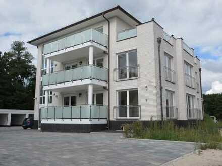 Neuwertige 4-Zimmer-Wohnung mit Balkon und Einbauküche in Achim-Uphusen