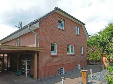 Schönes und ruhig gelegenes Einfamilienhaus an der Grenze zu Sasel, 2 Wohneinheiten möglich!