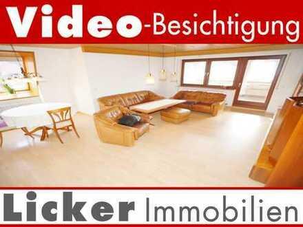 * Helle Eck-Wohnung in bevorzugte Lage mit Aufzug.