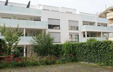 Exklusiver zentraler Neubau, 3-Zimmer-Wohnung mit Terrasse, Wohnung Nr. 1
