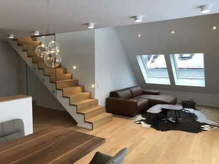 Exklusive Maisonette-Wohnung in München/ Harlaching