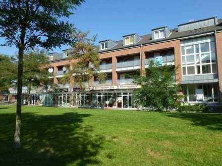 Lichtdurchflutete 3-Zi. Wohnung mit schönem Balkon in Köln-Blumenberg