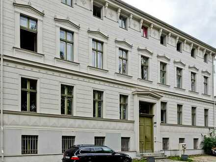 Wohnen am Lennépark-sanierte 3-Zimmer Altbauwohnung