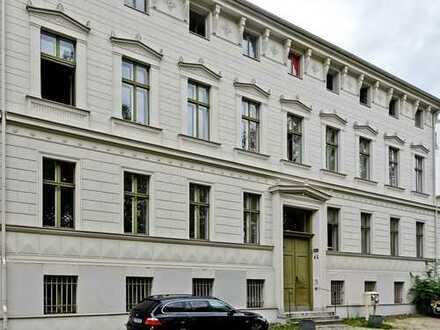 Bild_Geräumige Dreiraumwohnung im Stadtzentrum mit Blick in´s Grüne