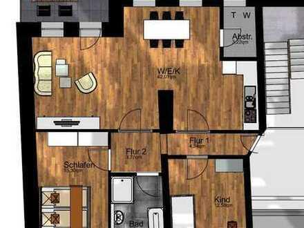 #315 Erstbezug nach Sanierung! 3-ZKB Wohnung - EXKLUSIV