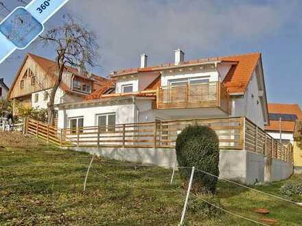 IM PRIVATEN BIETERVERFAHREN - Traumhafte 3-Zimmer-Terrassenwohnung in Penzing bei Landsberg am Lech