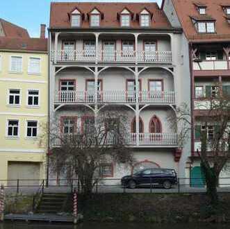 Einfamilienwohnhaus direkt am alten Kanal zu verkaufen