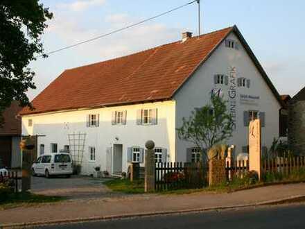 Hofstelle zwischen Augsburg und München