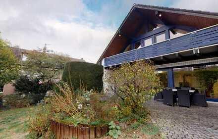 Aachen-Burtscheid: Großzügiges Familiendomizil: 5 Schlafzimmer, Garten & Carport in bester Lage