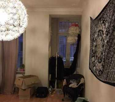 Wunderschönes Zimmer in Altbauwohnung