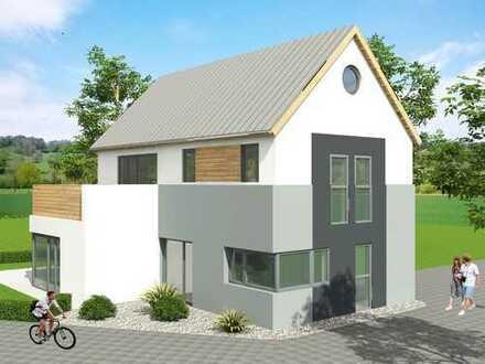 Bad-Wilhelmshöhe/Alt-Wahlershausen: Freistehendes Neubaueinfamilienhaus.....