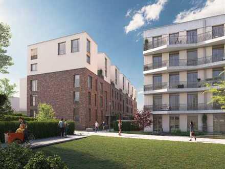 Viel Platz zum Leben: Helle 4-Zimmer-Wohnung mit zwei Balkonen - toller Ausblick!