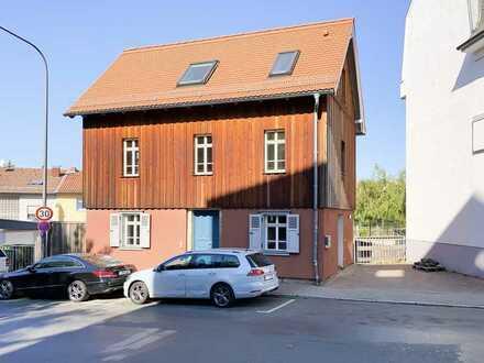 Historisches Einfamilien-Stadthaus in Frankfurt-Eschersheim