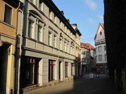 Gepflegte Ladeneinheit im Apoldaer Stadtzentrum -TOP GESCHÄFTSLAGE zwischen Markt und Bahnhofstraße-
