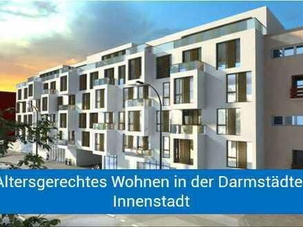 Ein-Zimmer-Wohnung - Wohnen Generation 55+ in der Innenstadt