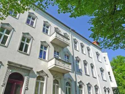 Bild_Erstbezug/alles neu! Kompakte 3-Zimmer-Wohnung in der Damerowstraße/Berlin-Pankow!