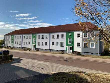 renovierte 3-Zimmer-Wohnung in Hochpaterre