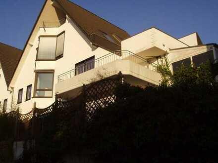 Sonnige 2-Zimmer-Wohnung in Premium-Lage von Bad Honnef mit Aussicht auf Rolandsbogen & Drachenfels