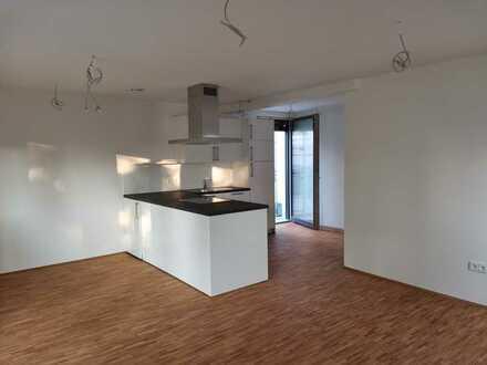 Erstbezug Niedrigenergiewohnung mit 104 m² in Neumarkt und geringen Nebenkosten