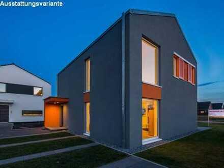 Traumhaftes Gartengrundstück mit modernem Stadthaus!