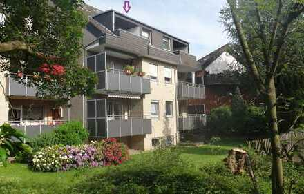 Hier lebt man gerne! Dormagen / Straberg / 3-Zi-DG-Whg./mittig zwischen Köln u. Düsseldorf