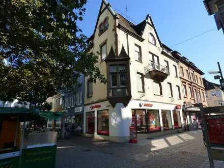 3 Zi. Wohnung in absoluter 1 A Lage von Lahr - mitten in der Innenstadt