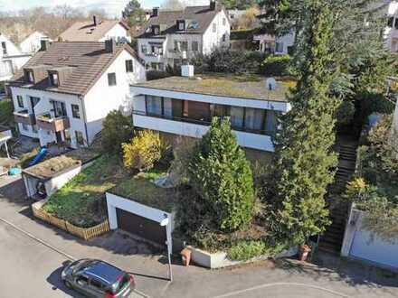 Einfamilienhaus mit Einliegerwohnung in ruhiger, sonniger Lage