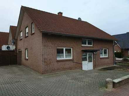 Erdgeschoss-Single Wohnung in einem 4 Parteien Appartementhaus.
