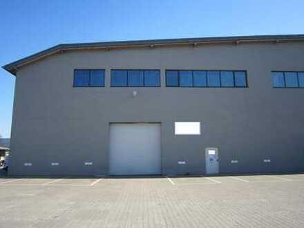 Provisionsfreie Halle auf Gewerbegelände an der A100 + Bürofläche möglich